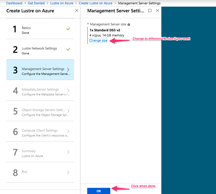 Creating a Lustre Cluster on Azure - Whamcloud Community